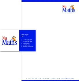 Numath Stationery Collatoral