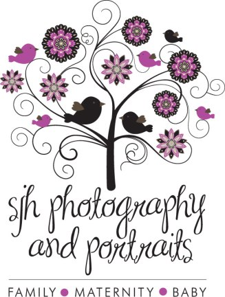 SJH Photography Logo