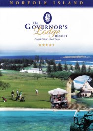 The Governor's Lodge, Norfolk Island